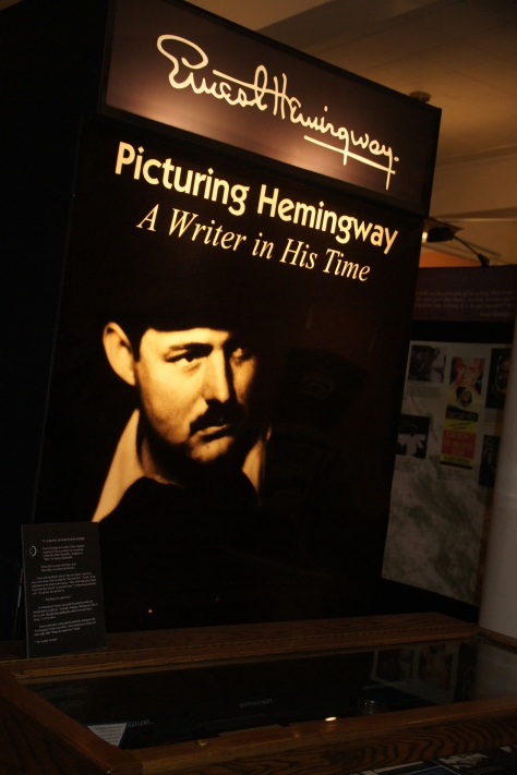 Get a quick education on Ernest Hemingway with a visit to Oak Park, Illinois.