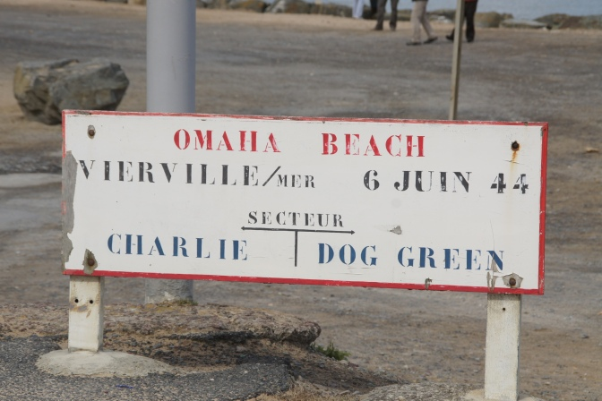 It takes a bit of reading to understand all that happened on Omaha Beach  on D-Day.