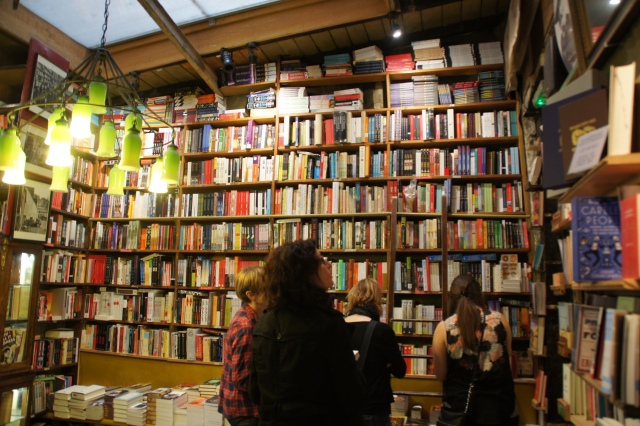Housed in a former monastery,  Shakespeare and Company continues the literary spirit of the Lost Generation and encourages modern writers, including its sponsorship of The Paris Literary Prize.
