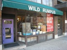 Wild Rumpus Book Store in Minneapolis