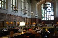 University of Michigan Law School's beloved Reading Room