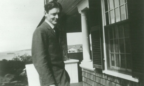 T.S. Eliot in Gloucester