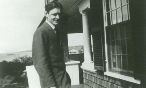 T.S. Eliot in Gloucester