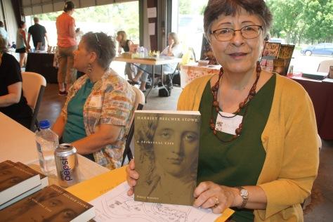 Nancy Koester's book, Harriet Beecher Stowe: A Spiritual Life won the 2015 Minnesota Book Award.