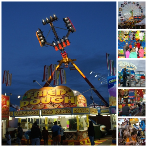 St. Peter's Fiesta Carnival in Gloucester, Massachusetts