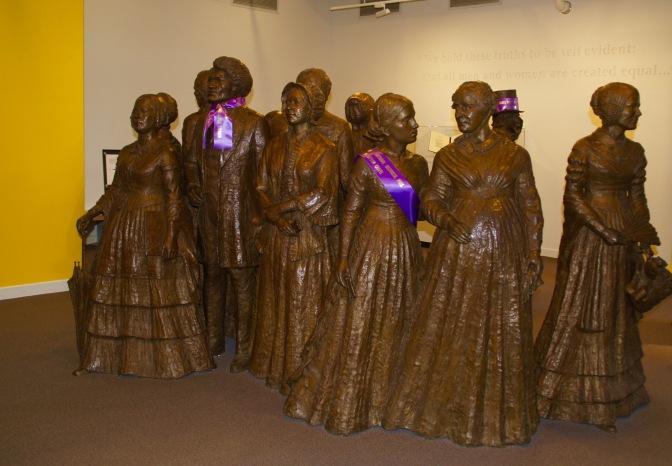 Seneca Falls, New York, The Hub of Women's History in the U.S.
