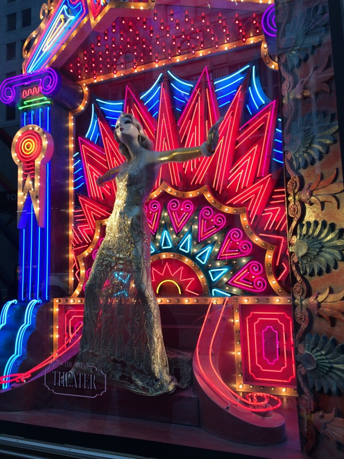 Fabulous Holiday Windows in New York City