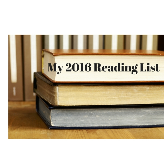 National Book Award Winners, Classics—Other Required Reading for 2016?