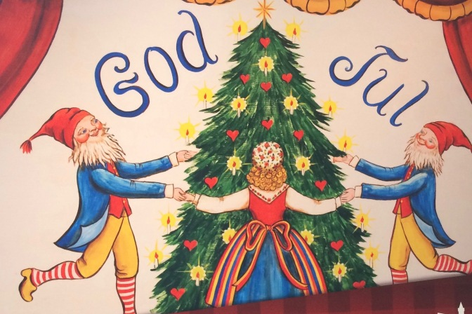 Scandinavian Christmas in Minneapolis