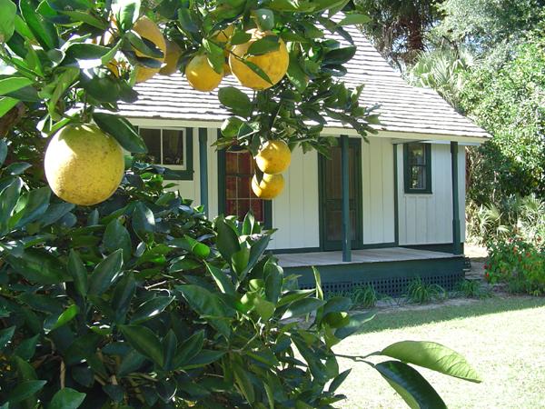 Old Florida:  Marjorie Kinnan Rawlings Park