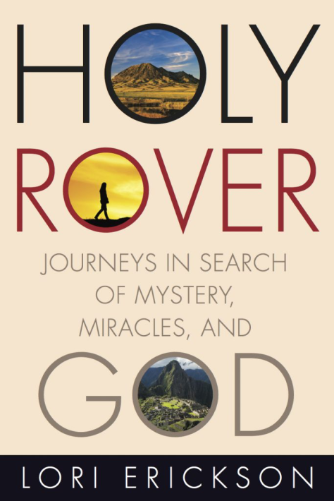 cover of book Holy Rover offthebeatenpagetravel.com